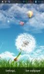 Dandelions LWP screenshot 6/6