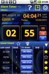 Silent Mode Timer Free screenshot 2/2
