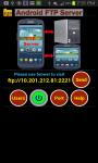 Android FTP Server screenshot 1/5