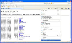 Android FTP Server screenshot 4/5