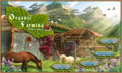 Free Hidden Objects Game - Organic Farming screenshot 1/4