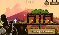 One Tap Hero screenshot 4/5