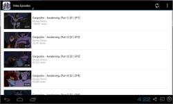 Gargoyles Cartoon Fan App screenshot 2/3