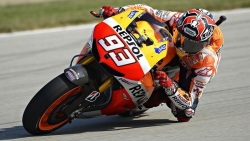 Download Marc Marquez 93 MotoGP 2014 Wallpaper screenshot 5/6