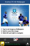 Everton FC HD Wallpaper  screenshot 2/4
