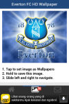 Everton FC HD Wallpaper  screenshot 3/4