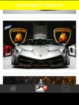 Supercar Lamborghini screenshot 4/6