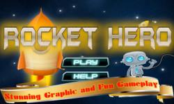 Rocket Hero - Space Ship Spin to Explore Planets screenshot 2/6