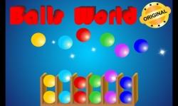 Balls World Match and burst screenshot 1/6