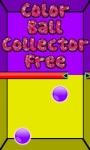 Color Ball Collector Free screenshot 1/1