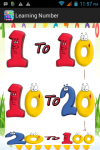 Learning Number and Alphabet Game for Kids screenshot 1/6