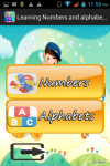 Learning Number and Alphabet Game for Kids screenshot 5/6