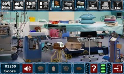Free Hidden Object Games - ICU screenshot 3/4