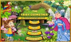 Free Hidden Object Games - The Fairy Godmother screenshot 1/4