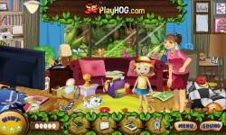 Free Hidden Object Games - The Fairy Godmother screenshot 3/4