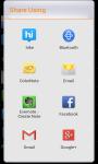 Share  Apps screenshot 4/4