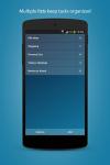 Pure List: Tasks and To-Do Lists screenshot 2/4