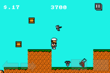8-Bit Jump 2 screenshot 1/4