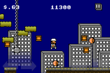 8-Bit Jump 2 screenshot 3/4
