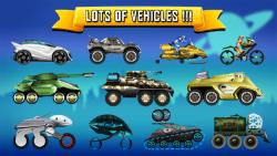 Alien Planet Racing screenshot 1/6