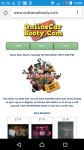 Online Car Booty - UK Virtual Car Boot Sale screenshot 1/6