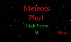 Meteors screenshot 1/4
