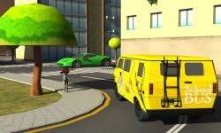 School Bus Driving screenshot 3/4