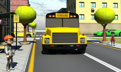 School Bus Driving screenshot 4/4