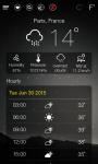 New World Weather Forecast  screenshot 1/6