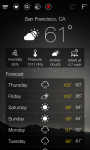 New World Weather Forecast  screenshot 3/6