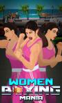 Women Boxing Mania - Java screenshot 1/5