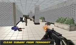 Pro Gun Vegas Subway screenshot 2/3