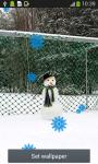 Snowman Live Wallpapers screenshot 1/6