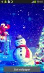 Snowman Live Wallpapers screenshot 2/6