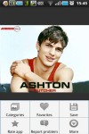 Cool Ashton Kutcher Wallpapers screenshot 2/2
