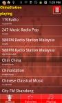 China Radio  Lite screenshot 3/3