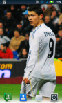 Cristiano Ronaldo Live  Wallpaper screenshot 3/4