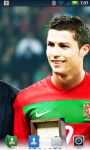Cristiano Ronaldo Live  Wallpaper screenshot 4/4