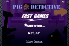 The Funny Detective Pig screenshot 1/3