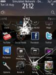 Break the screen screenshot 2/2