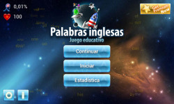 English Words Learning Game for the Spanish screenshot 6/6