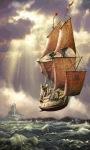 Pirate Ship Live Wallpape screenshot 1/3