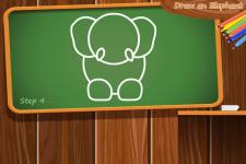 How to Draw Cute Animals screenshot 3/5