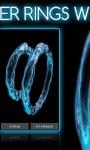 3D water Rings LWP screenshot 1/3