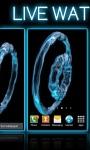 3D water Rings LWP screenshot 3/3