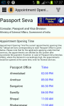 Passport Seva App screenshot 4/6