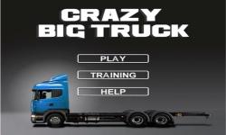 Crazy Big Truck Free screenshot 4/4