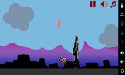 Running Captain America screenshot 3/3
