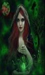 Witch Beauty Live Wallpaper screenshot 3/3