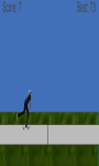 Flappy Skater screenshot 1/4